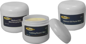 Walnut Oil Finishing Wax