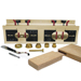 General® EZ Pro Mortise & Tenon Jig