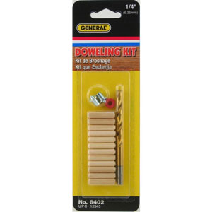 "1/4"" Dowel Kit"