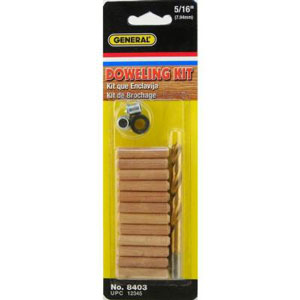 "5/16"" Dowel Kit"