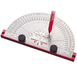 "Incra 6"" Precision Marking Protractor"
