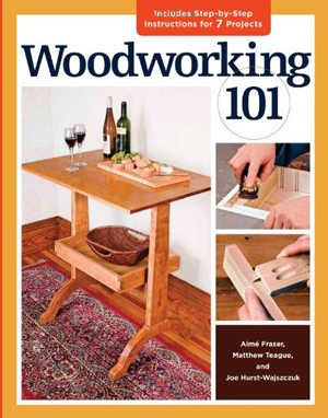 Learning Woodworking Books