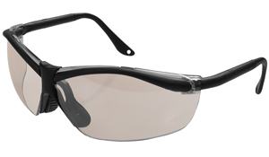 Light Silver Mirror Safety Glasses