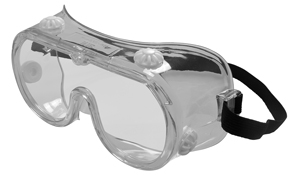Safety Splash Goggles