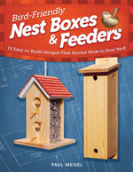 Bird Friendly Nest Boxes and Feeders