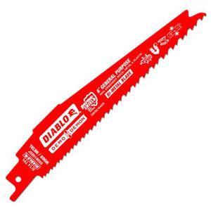 Demo Demon Carbide Tipped Reciprocating Blades