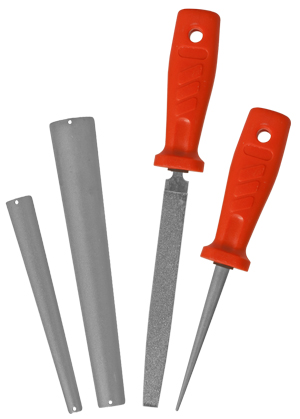 Fulton 4pc Diamond Sharpening Set