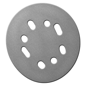 "Norton 5"" Hook & Loop 3X Universal Sanding Disc"