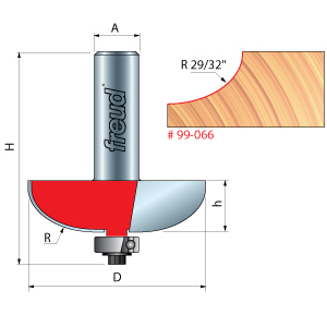 Drawer Front Router Bit