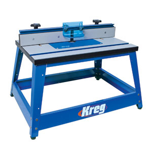 Woodworking supplies kreg bench top router table greentooth Image collections