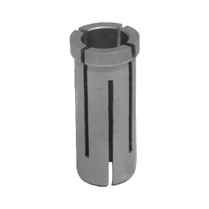 "Whiteside 1/2"" to 3/8"" Steel Router Collet Reducer - 6402"