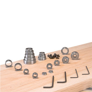 Router Bit Bearing Repair Kit