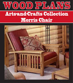 Arts-and-Crafts Collection Morris Chair
