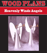 Heavenly Winds Angels