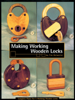 Making Working Wooden Locks
