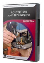 Router Jigs and Techniques