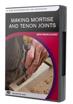 Making Mortise-and-Tenon Joint