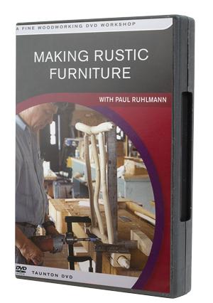 making rustic furniture. Making Rustic Furniture By Paul Ruhlmann C