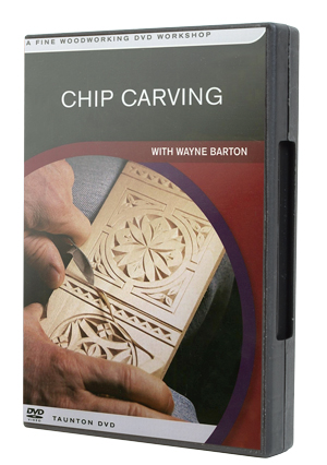 Chip Carving by Wayne Barton