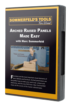 Arched Raised Panel Doors Made Easy