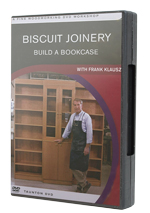 Biscuit Joinery Building A Bookcase