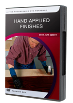 Hand Applied Finishes
