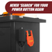 Panic Button Power Tool Switch