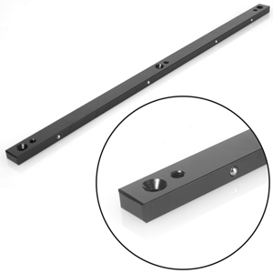 "18"" Precision Steel Miter Bar"