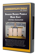 Shaker Raised Panel Doors Made Easy