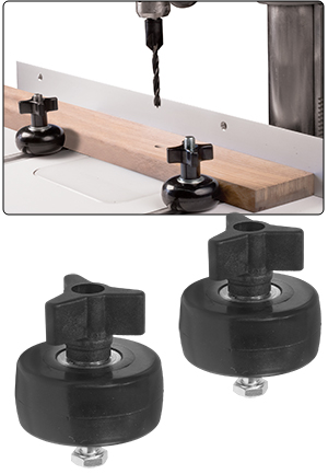 T-Track Roller Guides