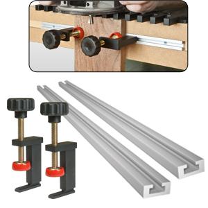 Clamping Kit for Dovetail Wiz™