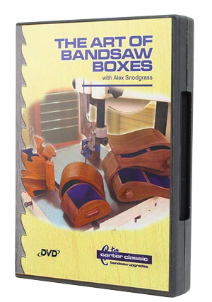 The Art Of Bandsaw Boxes - Volume 1