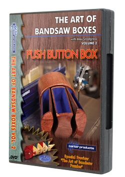 The Art Of Bandsaw Boxes - Volume 2