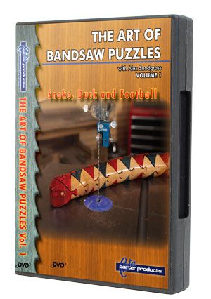 The Art Of Bandsaw Puzzles - Volume 1
