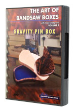 The Art of Bandsaw Boxes Volume 3