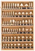 66pc Master Wood Worker Set