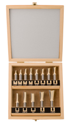 13 PC Dovetail Set