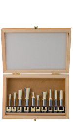 10 PC Dovetail Set