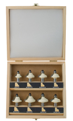 8 Piece Classical Profile Set