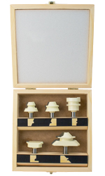 5 PC Lock Miter Set