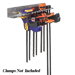 "24"" Quick Release Clamp Rack with clamps"