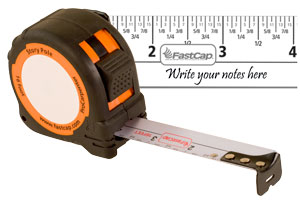 FastCap Standard Story Pole Tape Measure