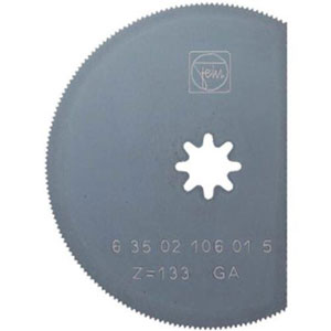 "3-1/8"" HSS Segmented Cutting Blade"