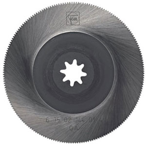 "3-1/8"" HSS Flush Cut Saw Blade"