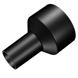"2-1/2"" to 1-1/4"" Reducer"