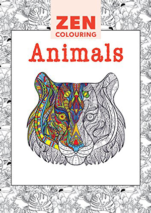 Zen Coloring - Animals