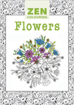 Zen Coloring - Flowers