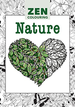 Zen Coloring - Nature
