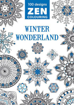 Zen Coloring - Winter Wonderland