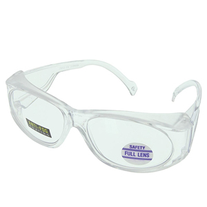 Full Lens Magnification Safety Glasses